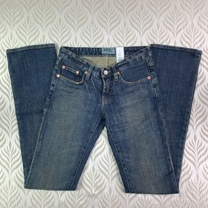 """*NWT* WeSC Stretch Jeans Size 25"""" Soiled Wash"""